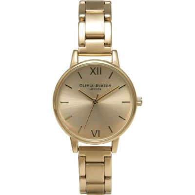 Ladies Olivia Burton Midi Watch OB13BL04