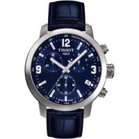 Mens Tissot PRC200 Chronograph Watch T0554171604700
