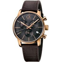 Mens Calvin Klein City Chronograph Watch K2G276G3
