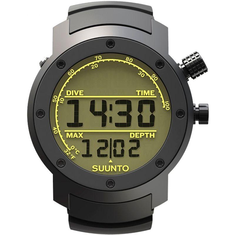 Unisex Suunto Elementum Aqua Alarm Chronograph Watch