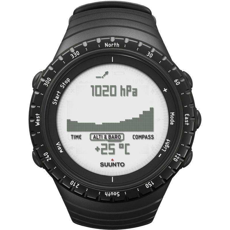 Suunto Core Regular Black Outdoor Uhr Für Alle Höhenlagen - Neu & Ovp, Händler