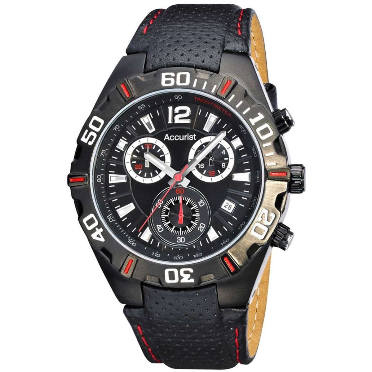 p watches watch chronograph london accurist mens