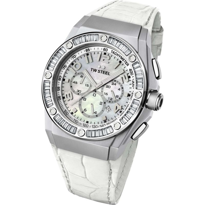 Unisex TW Steel CEO Tech 44mm Chronograph 44mm Watch