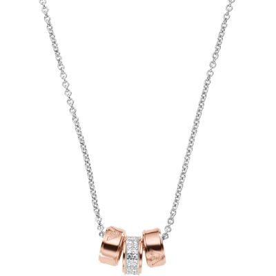 Emporio Armani Dames Necklace Sterling Zilver EG3045040