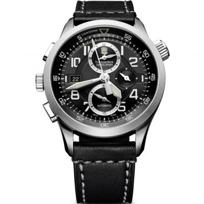 Montre Chronographe Homme Victorinox Swiss Army Airboss Mach 8 Special Edition Edition 241446