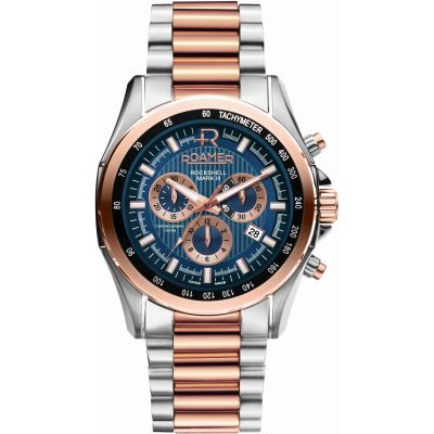 Mens  Rockshell Chronograph Watch