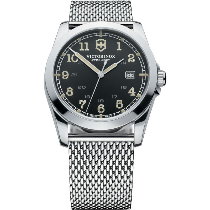 Mens Victorinox Swiss Army Infantry Watch 241585