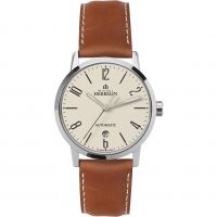 Mens Michel Herbelin Classic Sonates Automatic Watch 1669/07GO