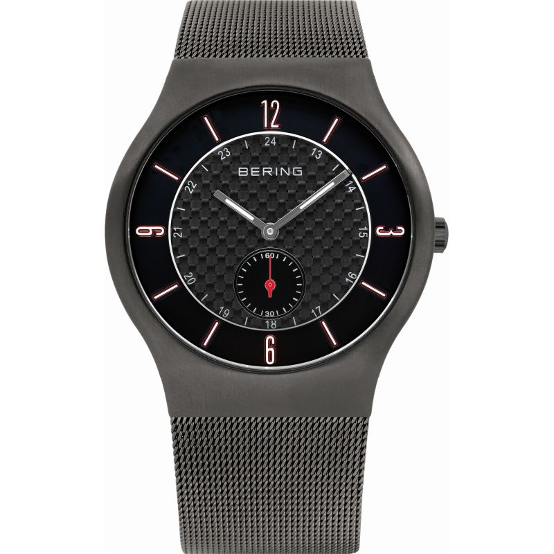 Mens Bering Slim Watch