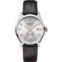 Mens Hamilton Jazzmaster Small Second Automatic Watch H42515555