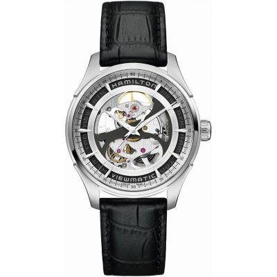 Montre Homme Hamilton Jazzmaster Viewmatic Skeleton H42555751