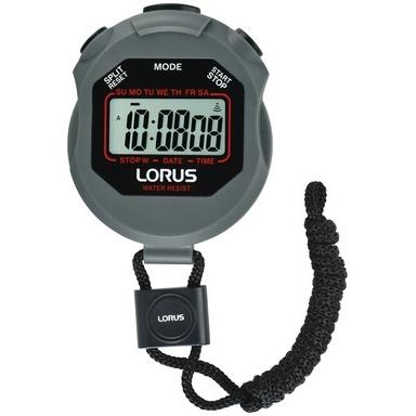 Pocket Lorus Stop Watch Chronograph Watch R2393hx9 Watchshop