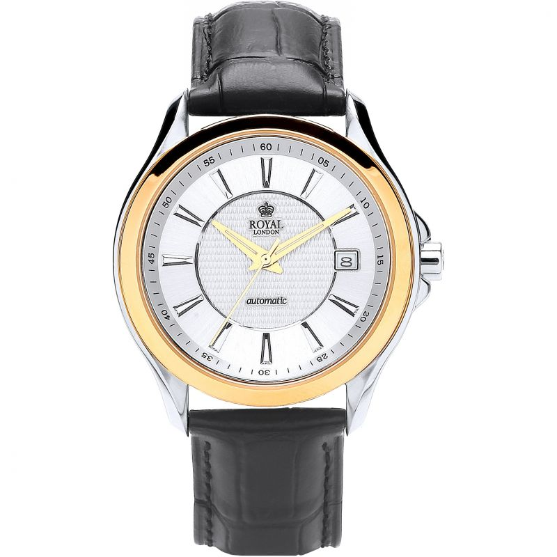 Mens Royal London Automatic Watch