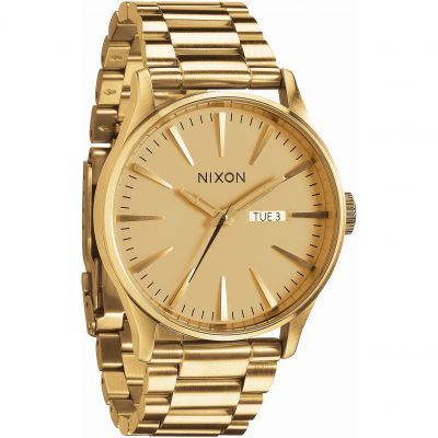 Mens Nixon The Sentry Ss Watch A356-502