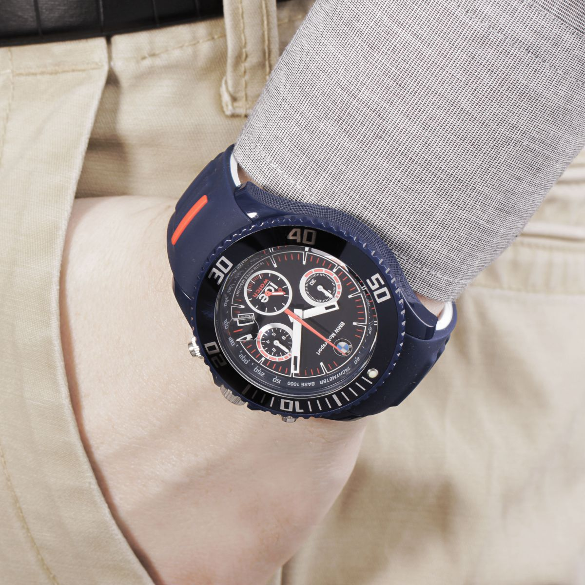 novel here bmw ball a company heres from credit can s its image partnership watch make how watches home
