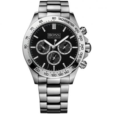 Mens Hugo Boss Ikon Chronograph Watch 1512965