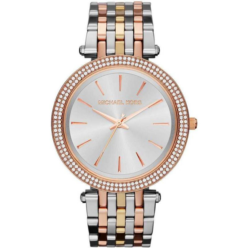 Ladies Michael Kors Darci Glitz Watch MK3203