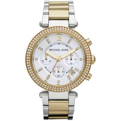 Ladies Michael Kors Parker Chronograph Watch MK5626
