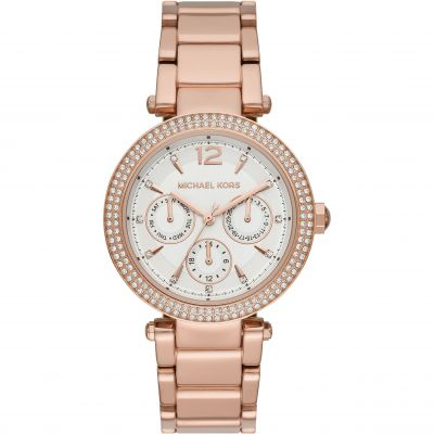 Michael Kors Damklocka Rose Gold MK5781