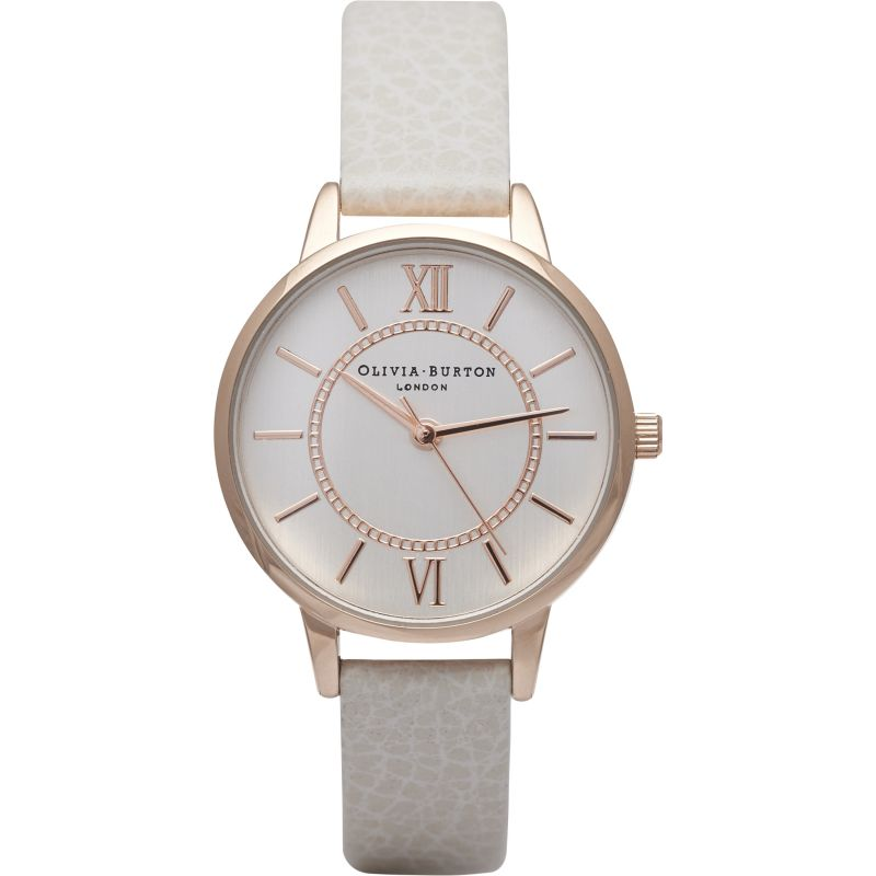 Ladies Olivia Burton Wonderland Watch OB14WD24