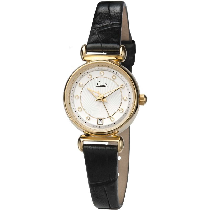 Ladies Limit Gold Plated Classic Date watch 6948.01