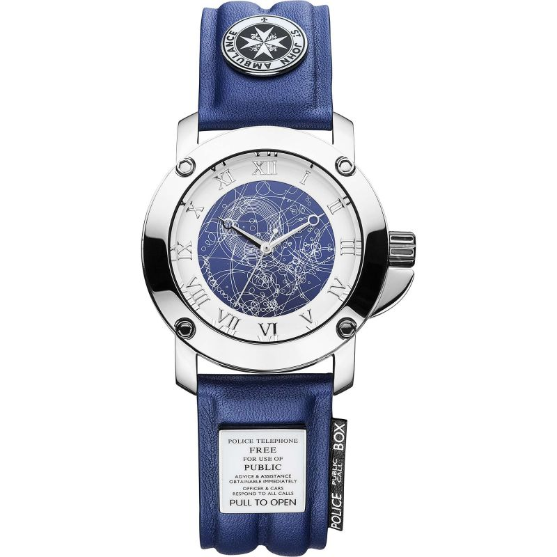 Mens Doctor Who Limited Edition Watch