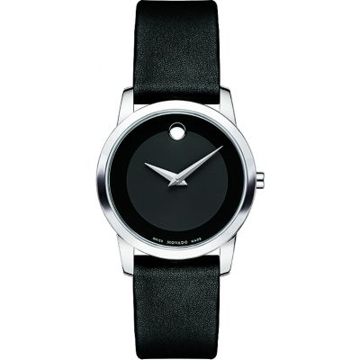 Ladies Movado Museum Classic Watch 0606503