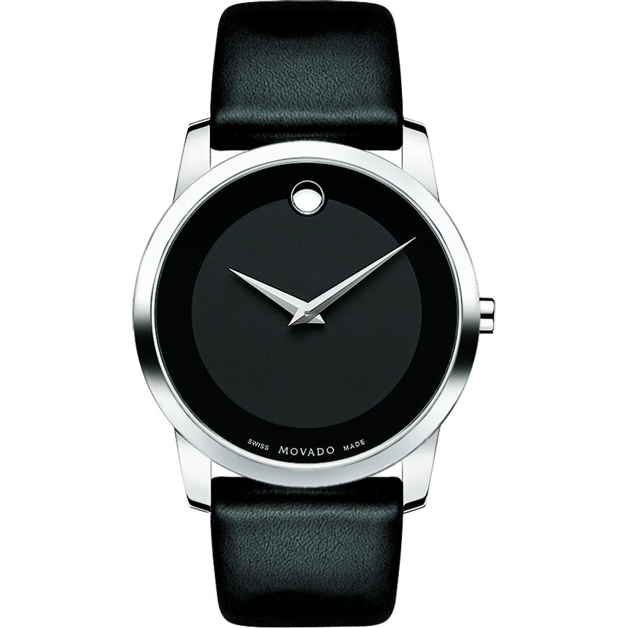 cd444e065428 Gents Movado Museum Classic Watch (0606502)