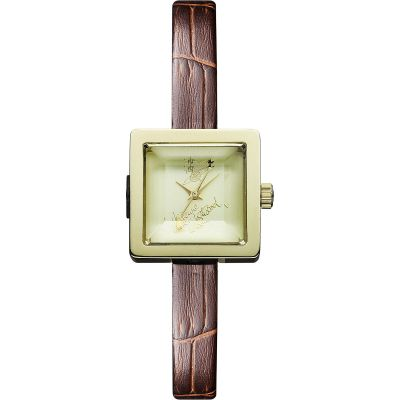 Ladies Vivienne Westwood Baby Cube Watch VV094GDBR