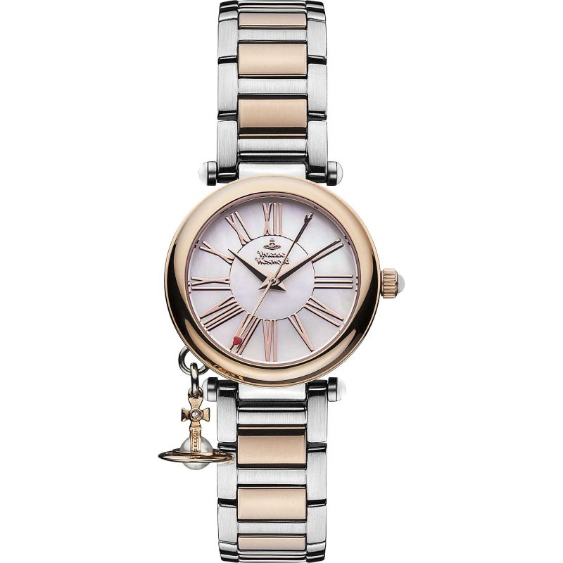 Ladies Vivienne Westwood Mother Orb Watch