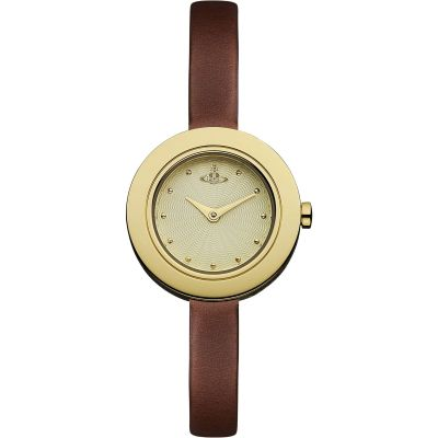 Ladies Vivienne Westwood Edge Watch VV097GDBR