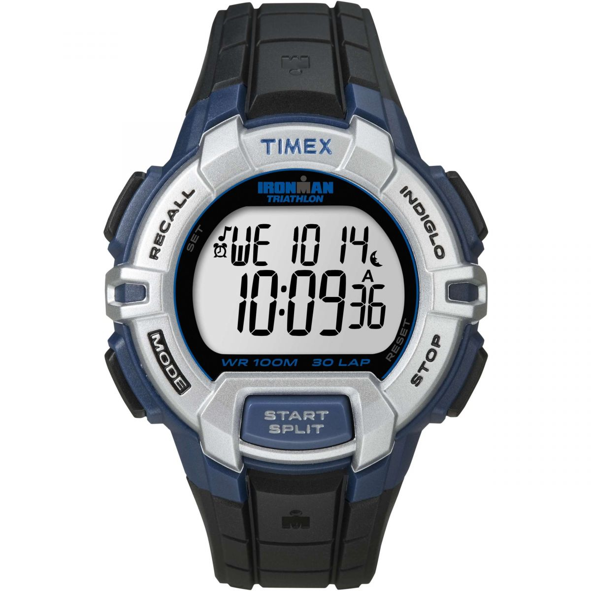 gents timex ironman alarm chronograph watch t5k791 watchshop com rh watchshop com timex ironman triathlon user manual timex ironman triathlon watch owner's manual