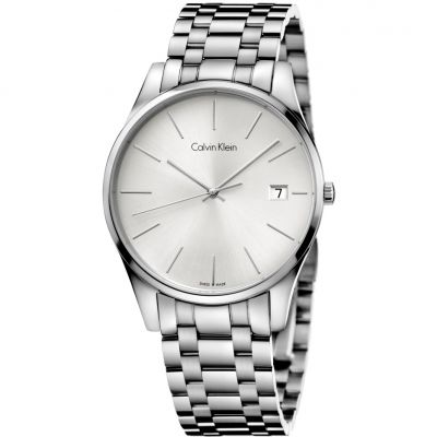 Mens Calvin Klein Time Watch K4N21146
