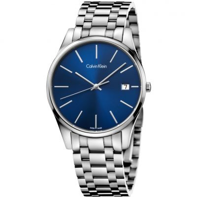 Mens Calvin Klein Time Watch K4N2114N