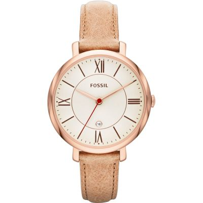 Ladies Fossil Jacqueline Watch ES3487