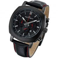 Mens Kennett Challenger Chronograph Watch WCHABKCFBK