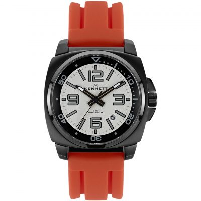 Mens Kennett Valour Watch VALBKWHOR