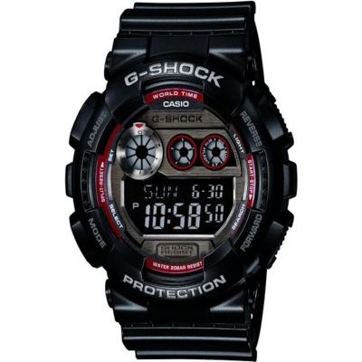 Mens Casio G-Shock Alarm Chronograph Watch GD-120TS-1ER