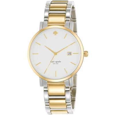 Kate Spade New York Gramercy Grand Dameshorloge Tweetonig 1YRU0108