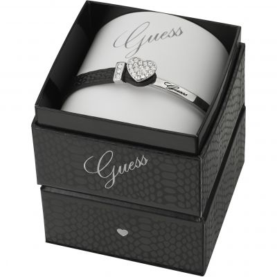 Ladies Guess Color Chic Silver Box Set