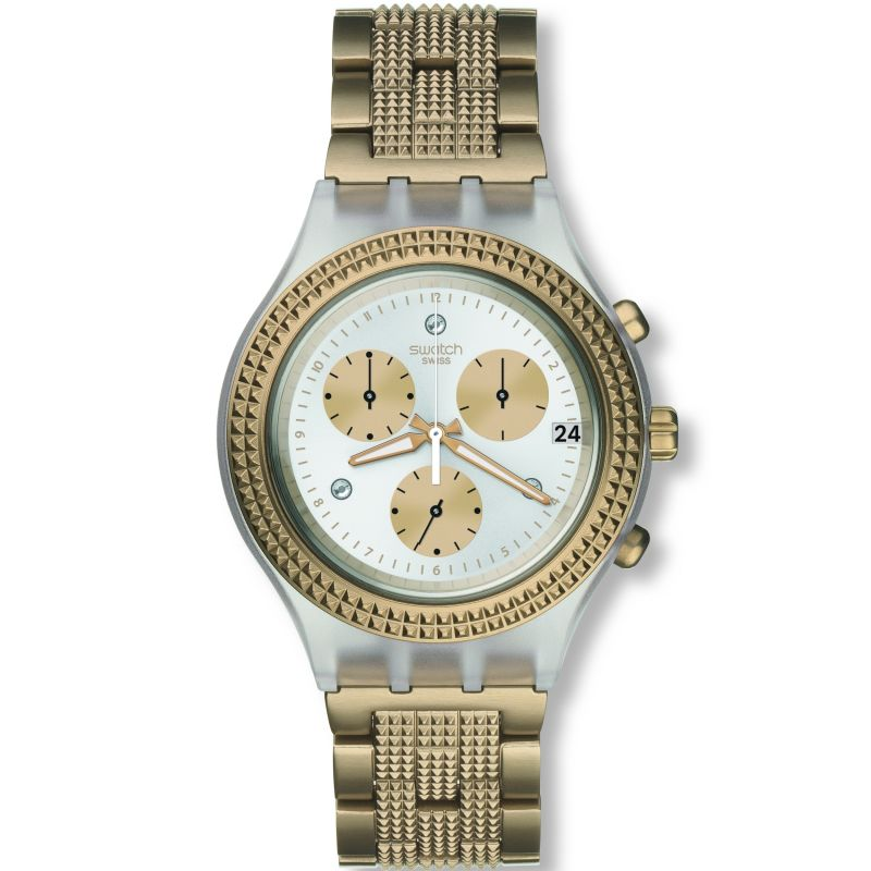 Unisex Swatch Kishaya Chronograph Watch