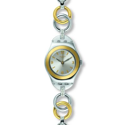 Swatch Ring Bling Dameshorloge Tweetonig YSS286G