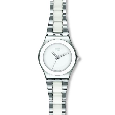 Swatch Tresor Blanc Dameshorloge Wit YLS141GC