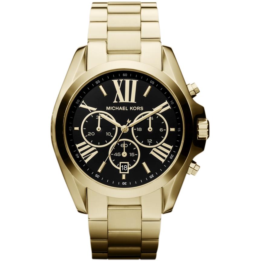 4b911ec4ba83 Ladies Michael Kors Bradshaw Chronograph Watch (MK5739)