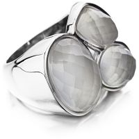 Ladies Shimla Stainless Steel Size N Ring SH205SM