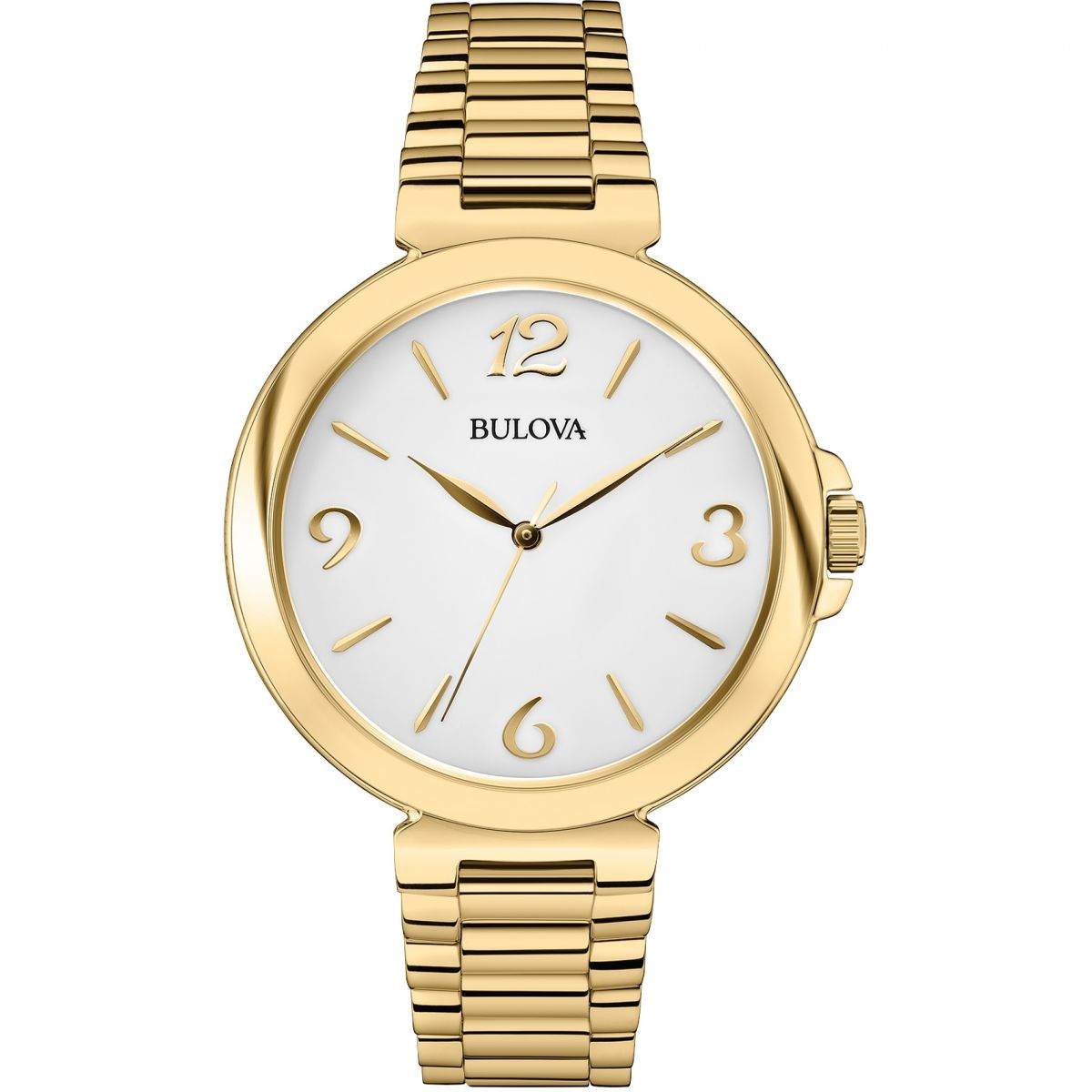 Ladies Bulova Dress Watch (97L139) | WatchShop.com™