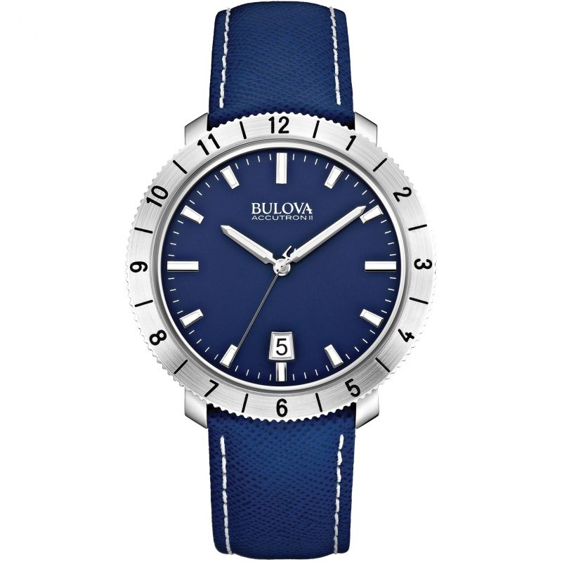 Mens Bulova Accutron II Precisionist Watch
