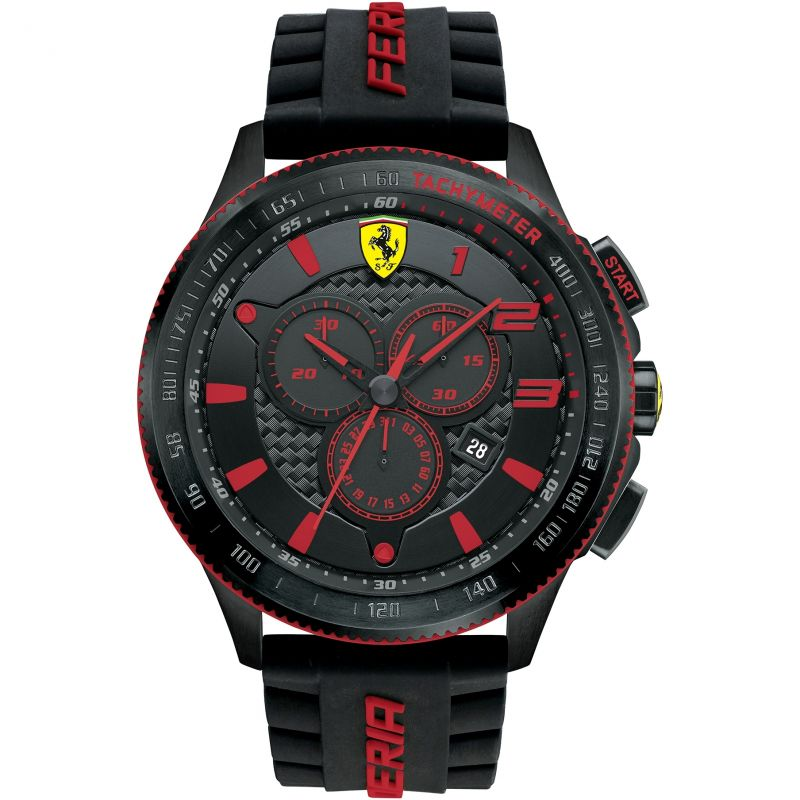 Mens Scuderia Ferrari Scuderia XX Chronograph Watch