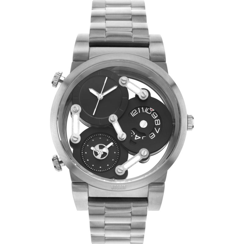 Mens Storm Tri-Mez Watch