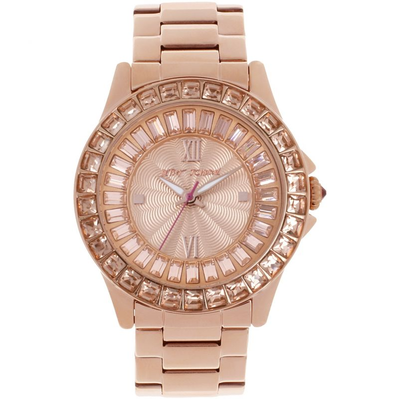 Ladies Betsey Johnson Watch BJ00004-17